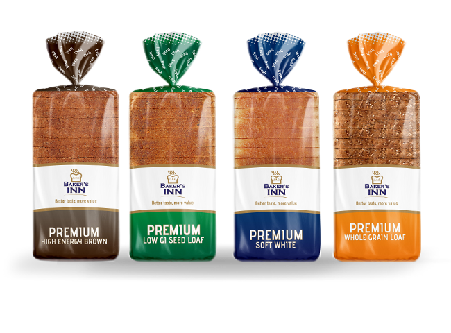 Bakers Inn Premium Bread